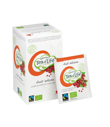 Tea of Life Früchtetee, BIO