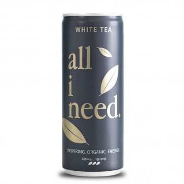 All i need White Tea, 250ml Dose