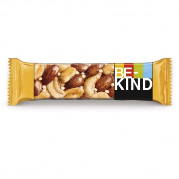 BE-KIND Honey Roast Nuts & Salt, 40g