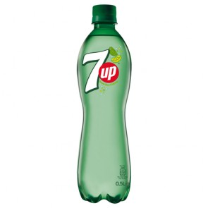 7UP Citro, 50cl PET (ersetzt Art. 5243)