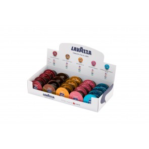 Lavazza Dégu-Box 5x4