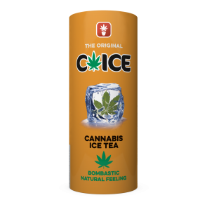 C * Ice Cannabis Ice Tea, 250ml Dose