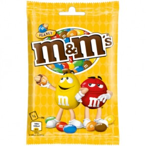 M&M's Peanuts - gross