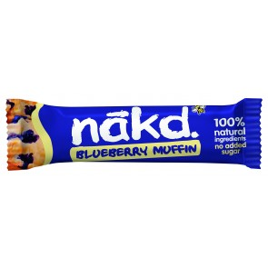 Nakd Blueberry Muffin, 35g