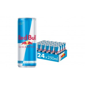 Red Bull Sugarfree, 250ml Dose