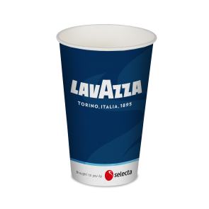 Hartpapierbecher Lavazza 300ml