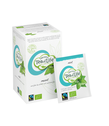 Tea of Life menthe, BIO