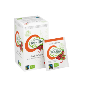 Tea of Life au fruits, BIO