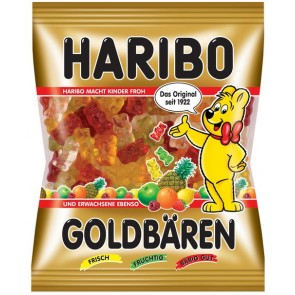 Haribo Ours d'or, 100 g