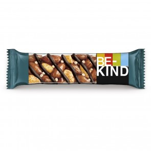 BE-KIND Dark Choc Nuts & Salt, 40g