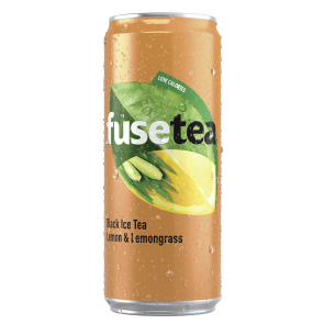 fusetea Lemon, 330ml Dose
