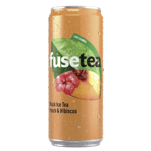 fusetea Peach, 330ml Dose