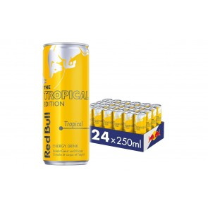 Red Bull Tropical Edition, 250ml Dose