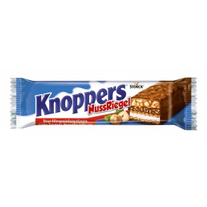 Knoppers Nussriegel 40g