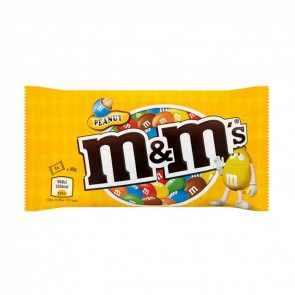 M&M's Peanuts  -piccolo, 45 g