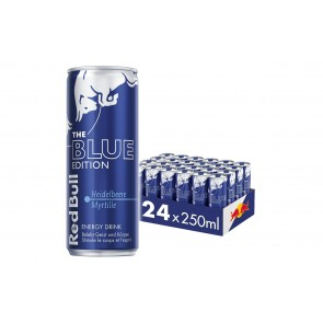 Red Bull Blue Edition, 250ml Dose