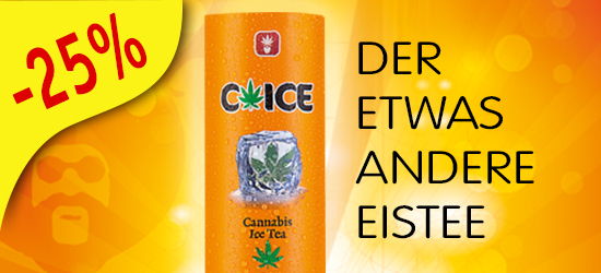 C-Ice Tea Cannabis