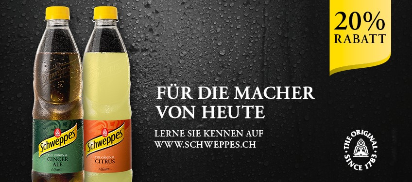 Schweppes Promotion